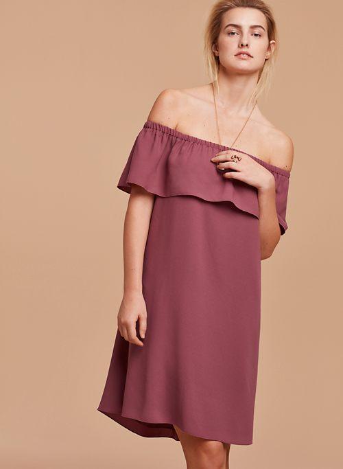 NEUCHÂTEL DRESS | Aritzia