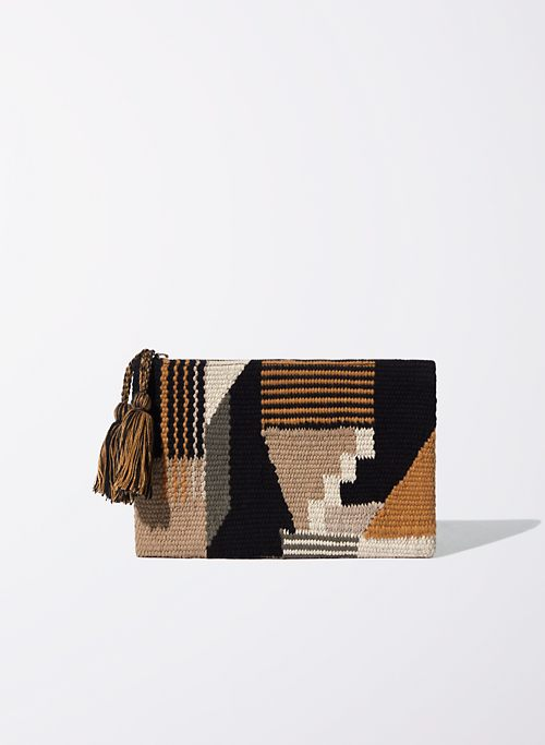 MOD TAPESTRY POUCH | Aritzia
