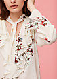 Little Moon GAZANIA BLOUSE | Aritzia