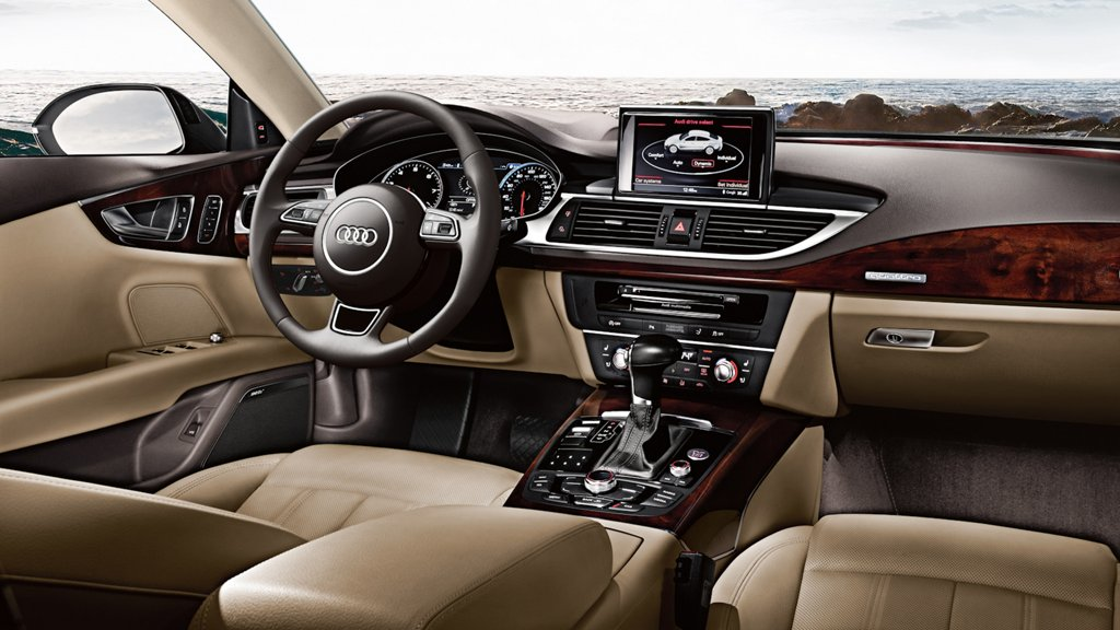 2015 Audi A7 Vs 2015 Bmw 6 Series Comparison Review By Bmw