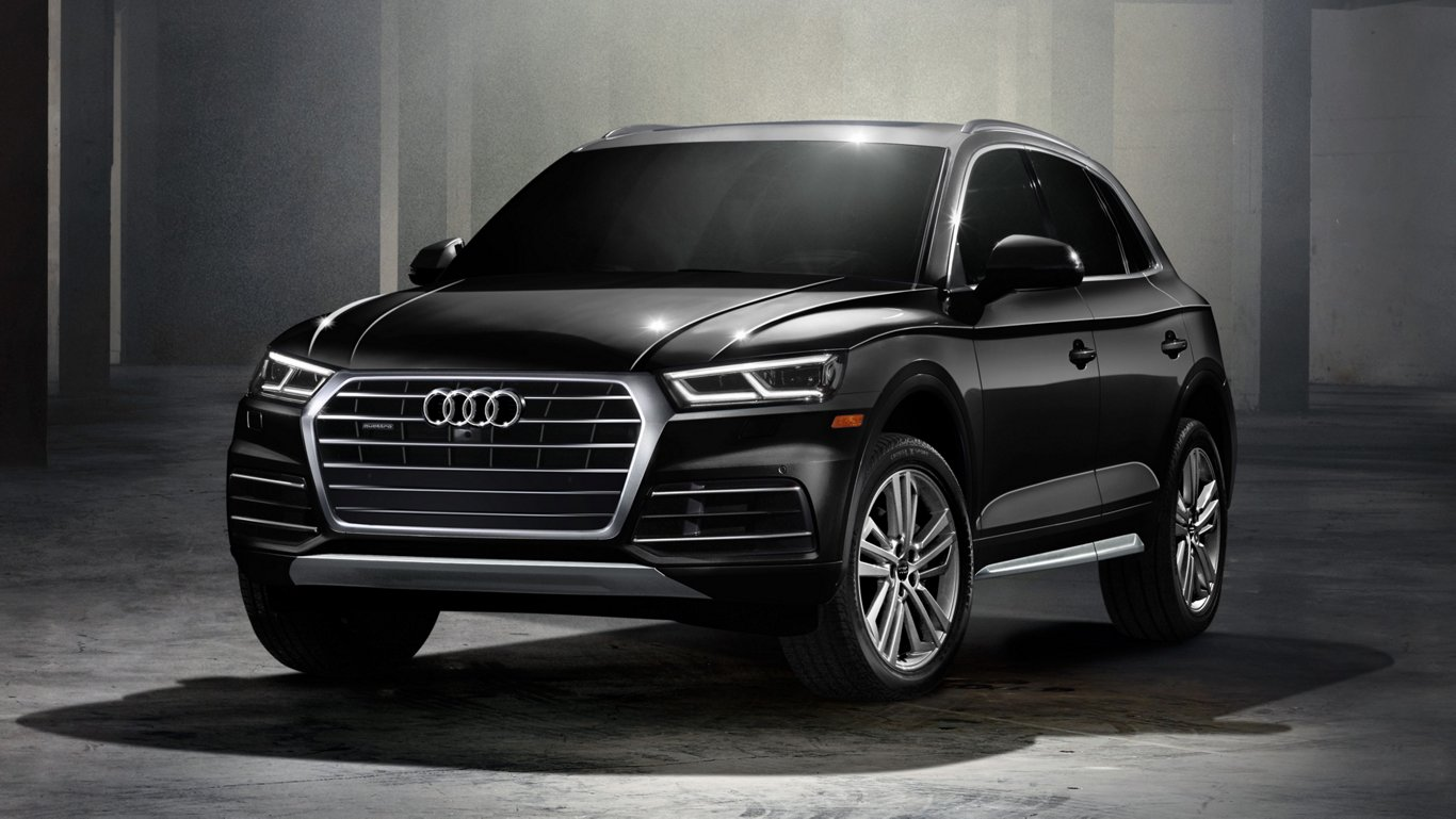 New 2018 Audi Q7 for sale near Santa Clarita, CA; Simi Valley, CA | Lease or buy a new 2018 Audi ...