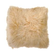 Barneys New York - Large Lamb Fur Pillow