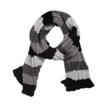 Catya - Striped Scarf