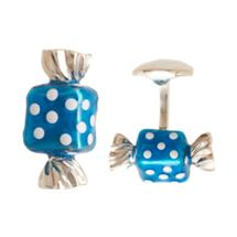 Deakin & Francis - Spotted Square Candy Cufflinks