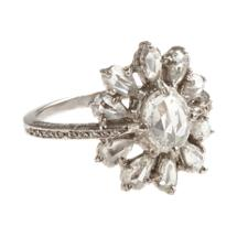 Cathy Waterman Diamond Scattered Ring