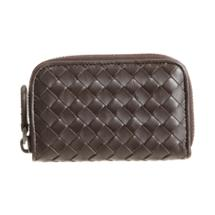 Bottega Veneta - Intrecciato Zip Around Card Case