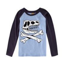 Monster Republic - Dino Skull Shirt