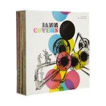 Taschen - Jazz Covers from the 1940s to 1990s: Double Volume Edition