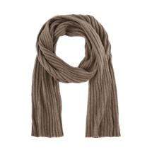 Barneys New York - Ribbed Knit Scarf