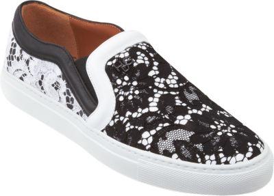 Givenchy Macrame Slip-On