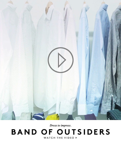 Band of Outsiders Video