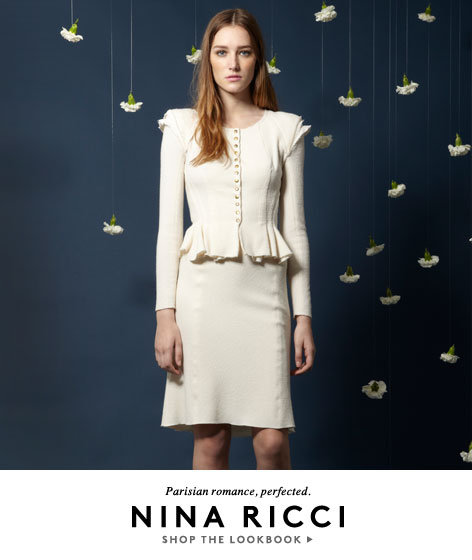 Nina Ricci Pre-Fall Lookbook