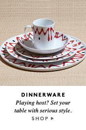 Site Corot Dinnerware