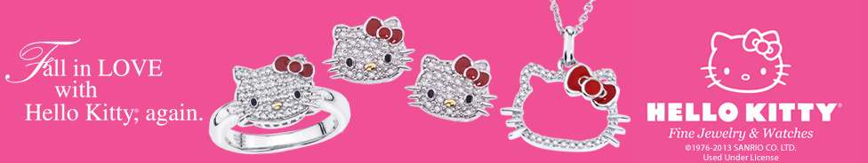 Fall In Love With Hello Kitty Again