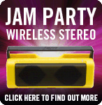 Jam Party Wireless Stereo