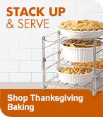 Shop Thanksgiving Baking