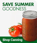 Shop Canning Essentials