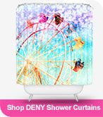 Shop DENY Shower Curtains
