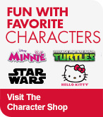 Visit The Character Shop