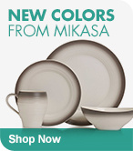 New Colors from Mikasa