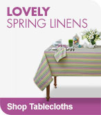 Shop Tablecloths