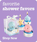 Shop Shower Favors
