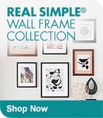 Shop Real Simple Wall Frame Collection