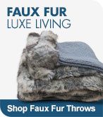 Shop Faux Fur Throws