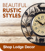 Shop Beautiful Rustic Lodge Decor