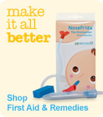 Shop First Aid & Remedies