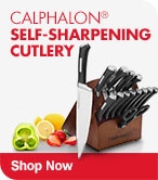 Shop Calphalon Self-Sharpening Cutlery