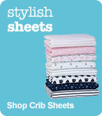 Stylish Sheets - Shop Crib Sheets