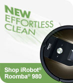 Shop the new iRobot Roomba 980