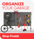 Shop Proslat Garage Solutions
