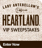 Enter the Heartland VIP Sweepstakes