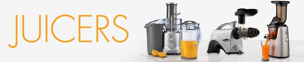 Masticating Juicers Citrus Juicers Amp Slow Juice
