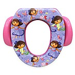 Dora Super Style Pink Potty Seat