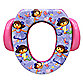 Ginsey Dora Super Style Potty Seat in Pink