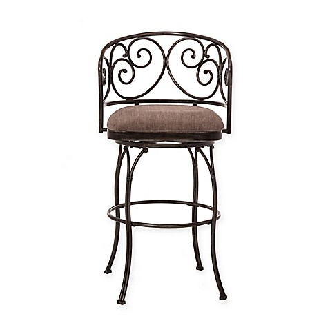 Hillsdale Carrington Swivel Stool