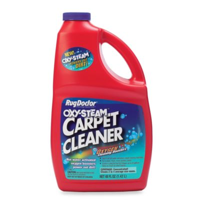 Rug Doctor® Oxy Steam™ Carpet Cleaner - Bed Bath & Beyond