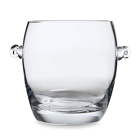 Luigi Bormioli Michelangelo 2 3/4-Liter Glass Ice Bucket