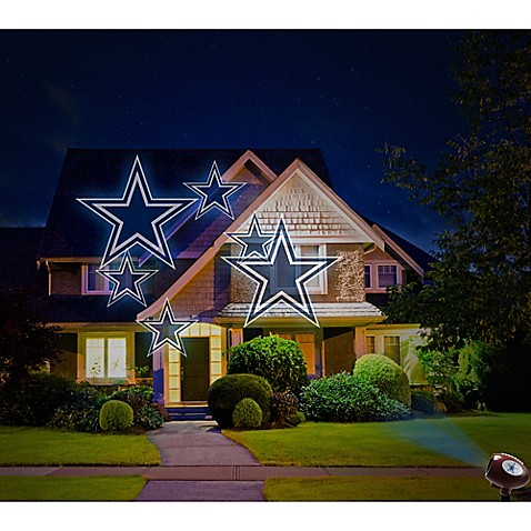 Nfl Dallas Cowboys Pride Light Bed Bath Amp Beyond