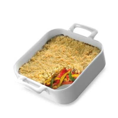 Revol® Belle Cuisine® Porcelain Square Baker - Medium