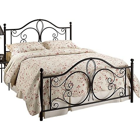 Hillsdale Milwaukee Bed Set In Brown Bed Bath Beyond