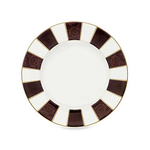 Noritake® Mahogany Rose 9-Inch Accent Plate