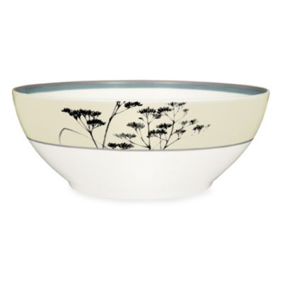 Noritake® Twilight Meadow 70-Ounce Round Vegetable Bowl