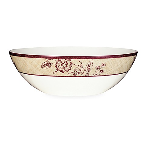 Noritake® Tapestry Rose 36-Ounce Soup Bowl