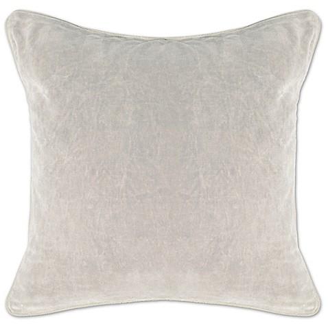 Villa Home Heirloom Velvet Square Throw Pillow - Bed Bath & Beyond