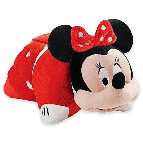 pillow pets disney minnie mouse dream lites bed bath beyond. Black Bedroom Furniture Sets. Home Design Ideas