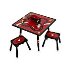 Firefighter Table and Stool Set by Levels of Discovery